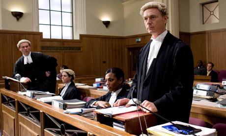 Vor Gericht Englisch