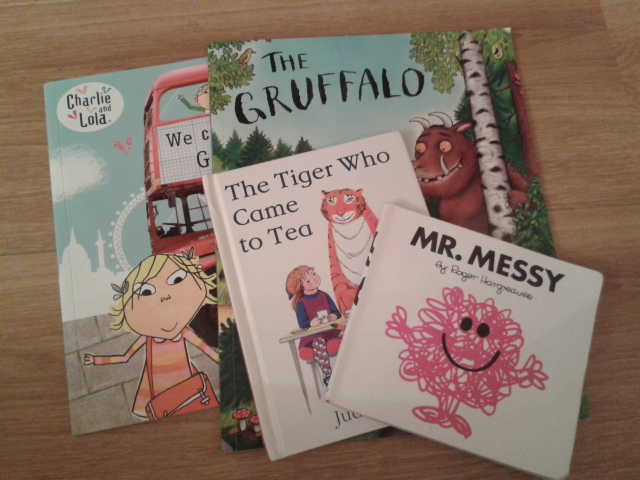 Dispatches from England: My Kids' Favorite British Children's Book Authors