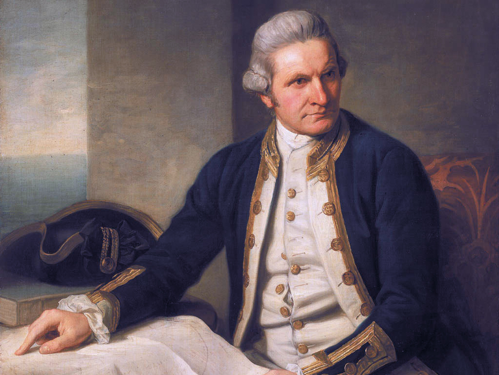 information about captain cook