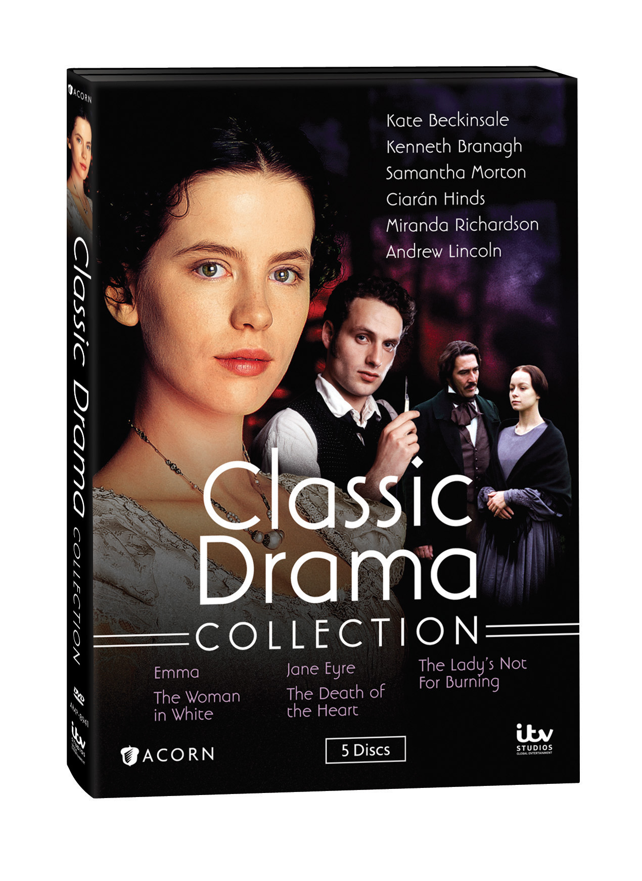 Anglotees Alert: Enter For Your Chance to Win A Free Classic British Drama DVD Collection from Acorn Media