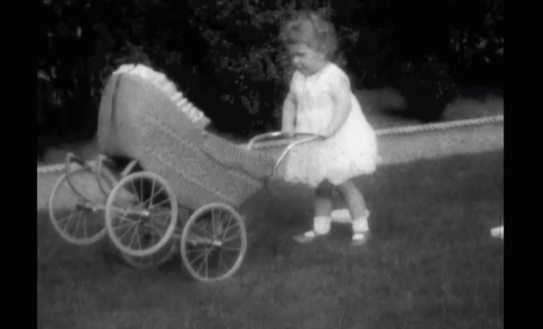 The Queen: Palace Releases Previously Unseen Footage of Her Majesty and Princess Margaret As Children