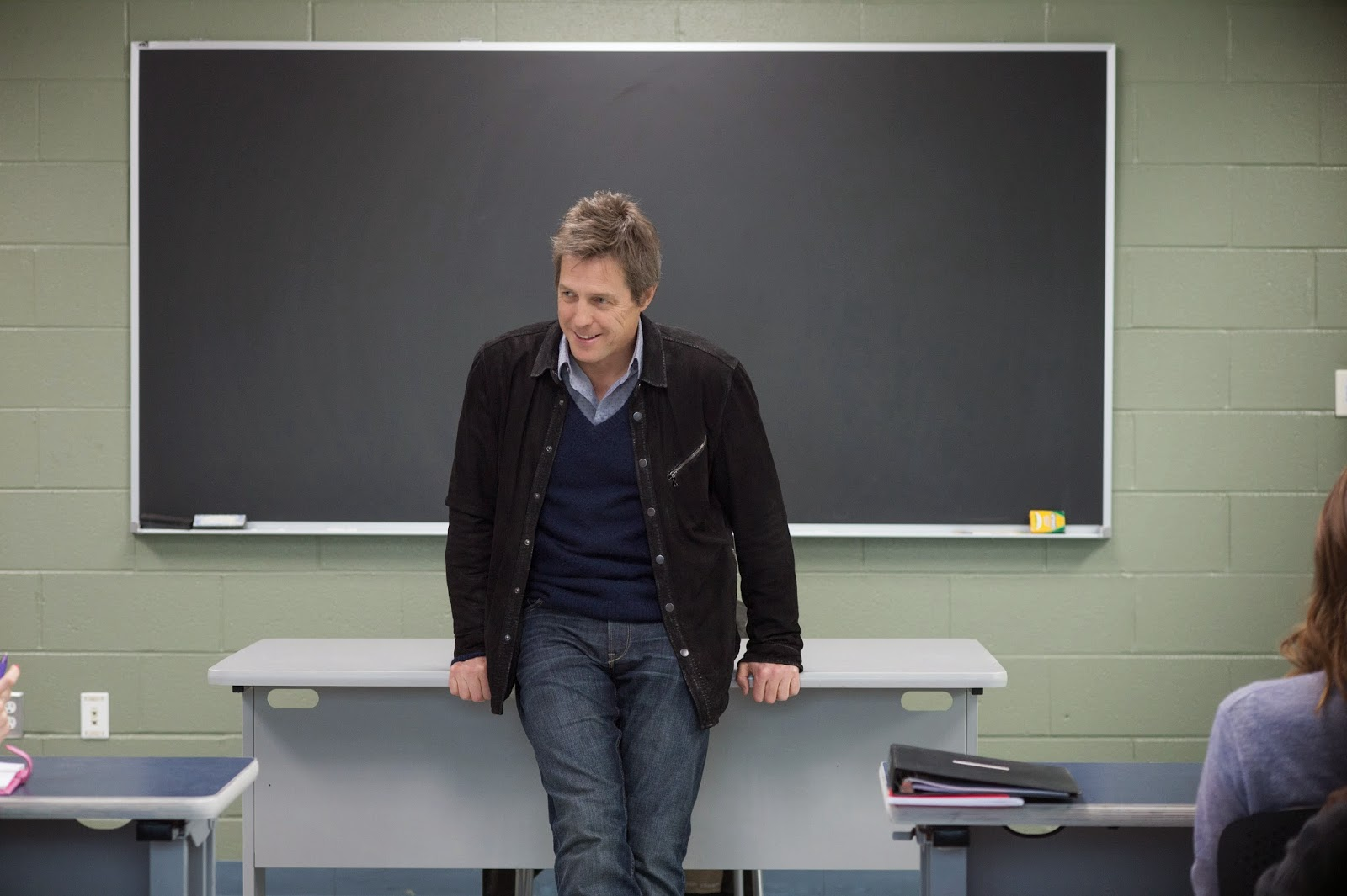 Brit Movies: Hugh Grant Returns to his Romantic Comedy Roots in The Rewrite – Trailer Inside