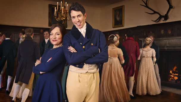 Holiday Viewing: Jane Austen – Having a Pride and Prejudice Style Ball – BBC Documentary