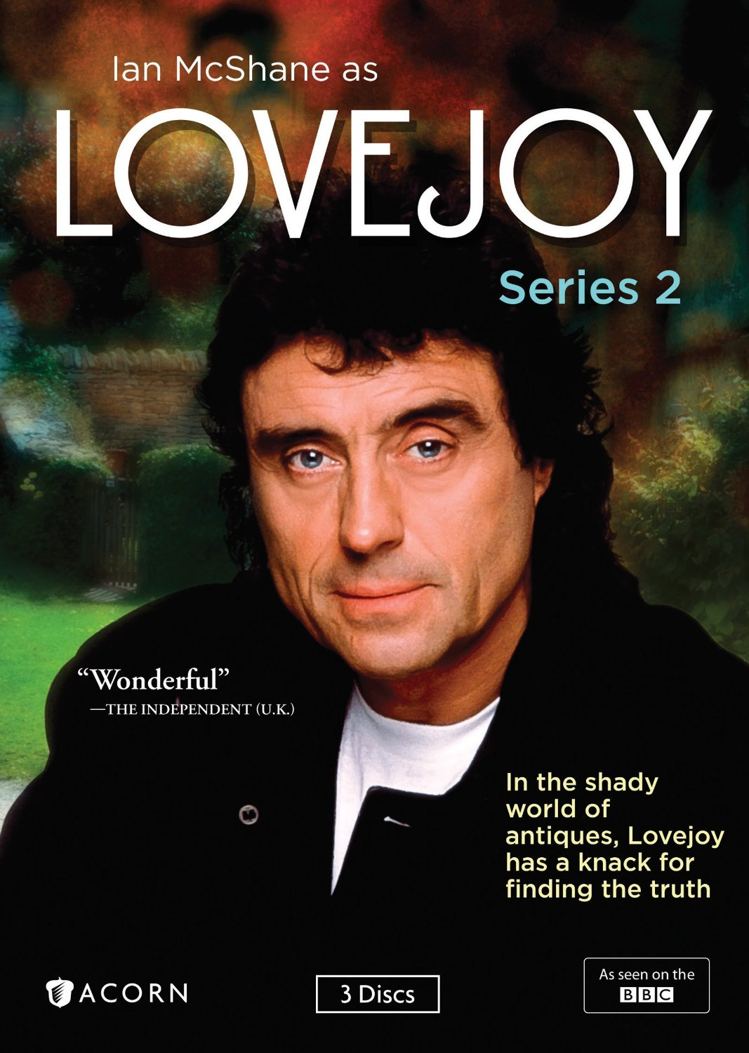 Brit DVD Reviews: Lovejoy, Series 2 by Acorn Media