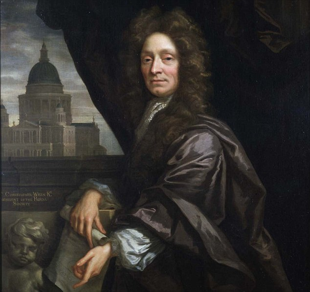 Great Britons: Sir Christopher Wren – The Man Who Re-built St Paul's Cathedral After the Great Fire of London