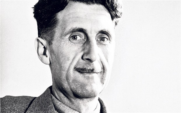 Great Britons George Orwell The Author Of Animal Farm