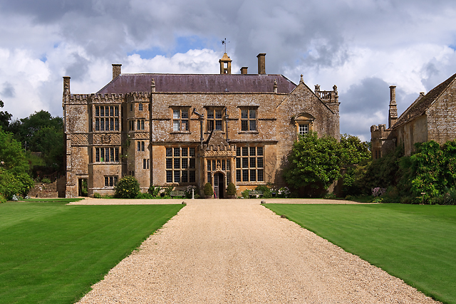 Great British Houses Brympton D Evercy A Stunning