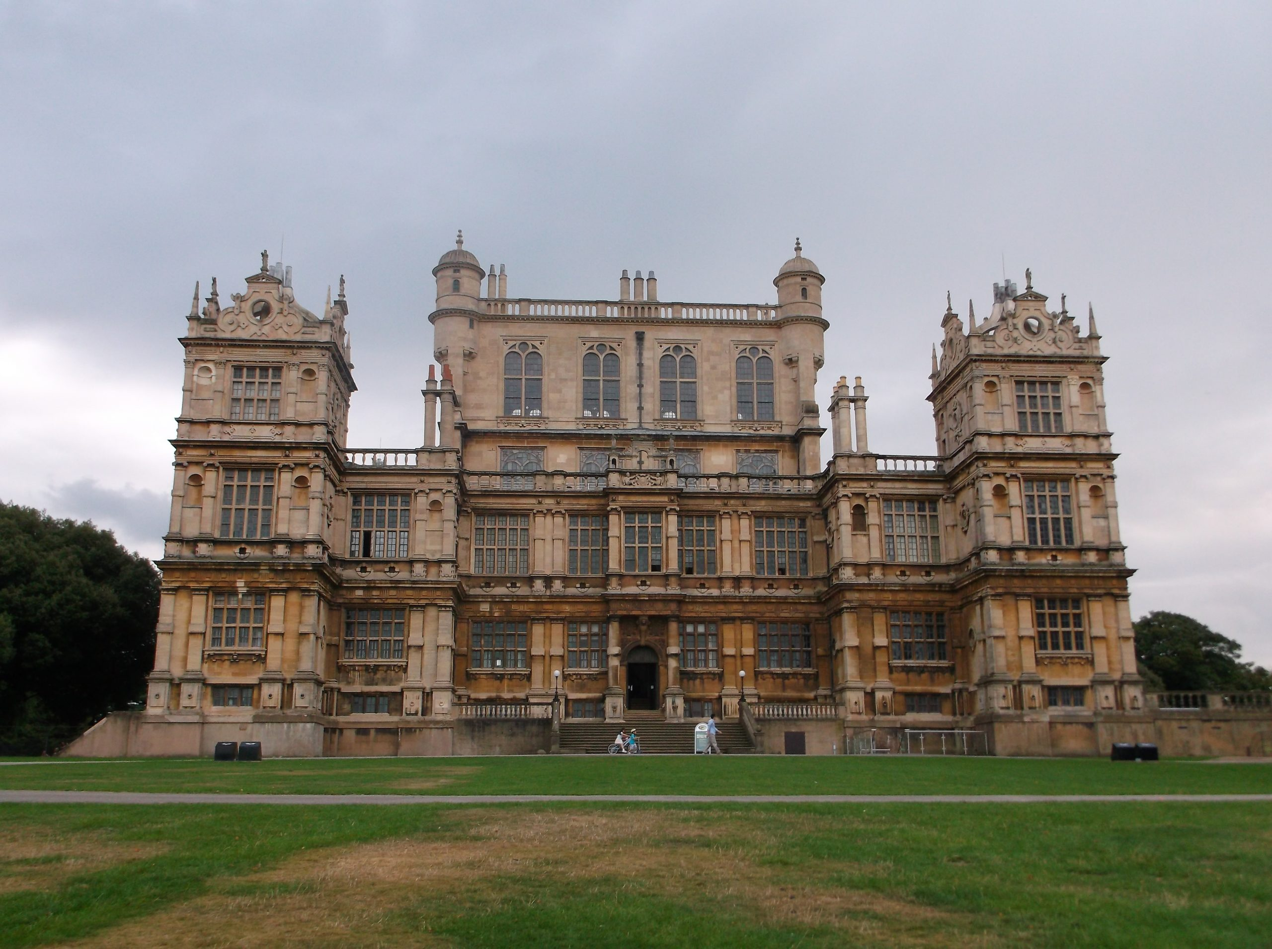 Great British Houses Wollaton Hall An Elizabethan