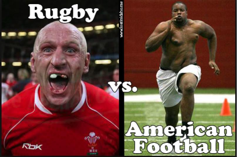 soccer vs american football