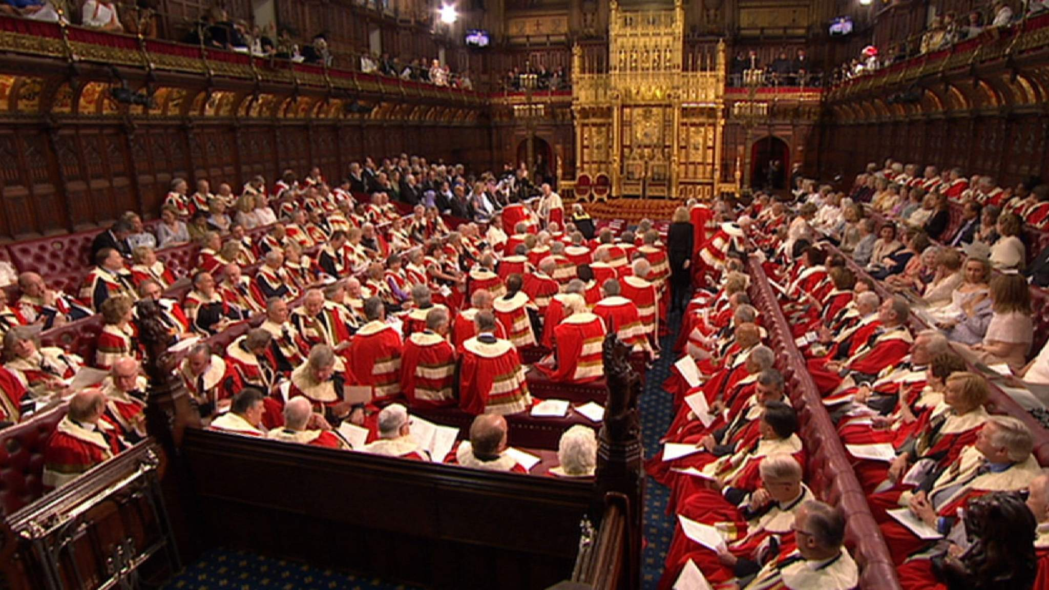 the history and importance of the house of lords in great britain There is an extremely large history of great britain's experience of the  effective political power resided in the house of commons, which was  for the first months of the war marked the start of important questions about.