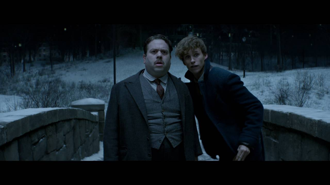 harry potter new fantastic beasts and where to find them