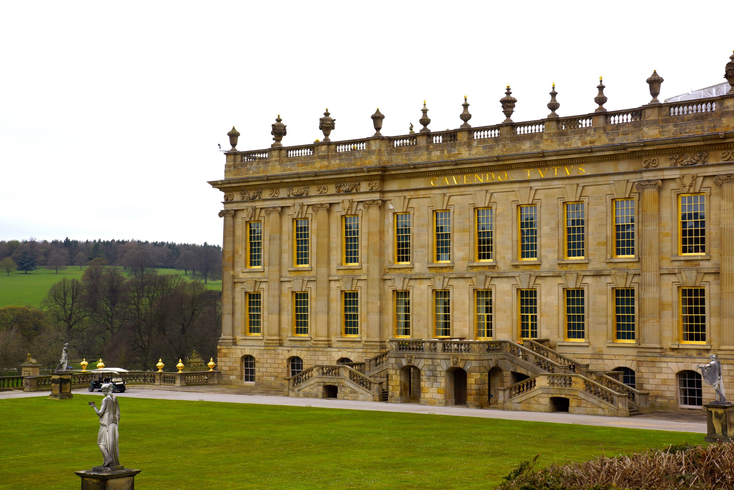 Attraction Review Our Journey To Chatsworth House And