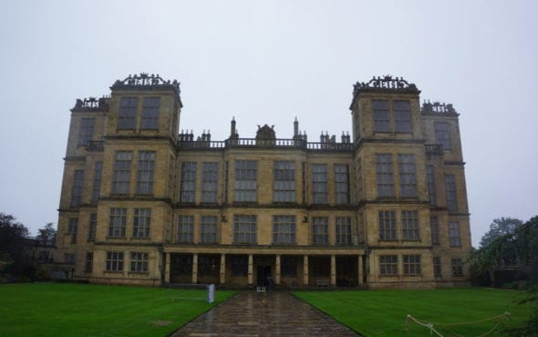 BESS AND HER HALL: The Story Bess of Hardwick and Her Amazing House
