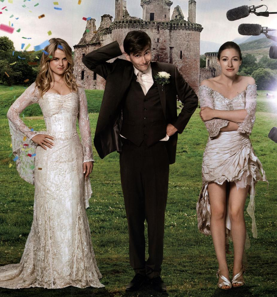 Brit Movie Reviews: The Decoy Bride Review Starring David ...