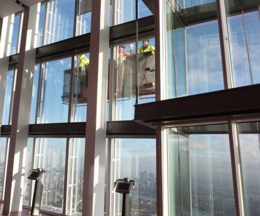 Meet the window cleaners (c) Laura Porter