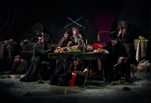 Dungeons_London_Last Supper
