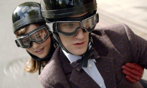 Doctor_Who___Matt_Smith__Clara_has_given_the_Doctor_his_mojo_back