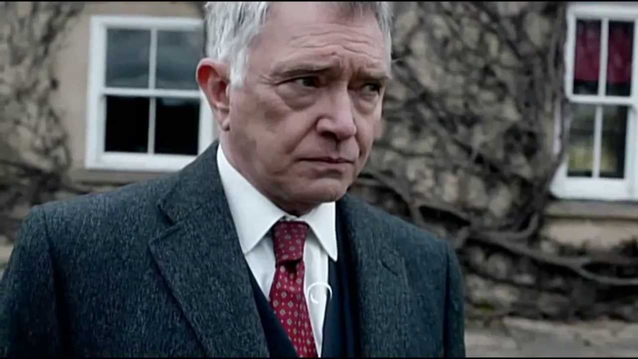 Brit Tv Exclusive An Interview With Martin Shaw And Lee