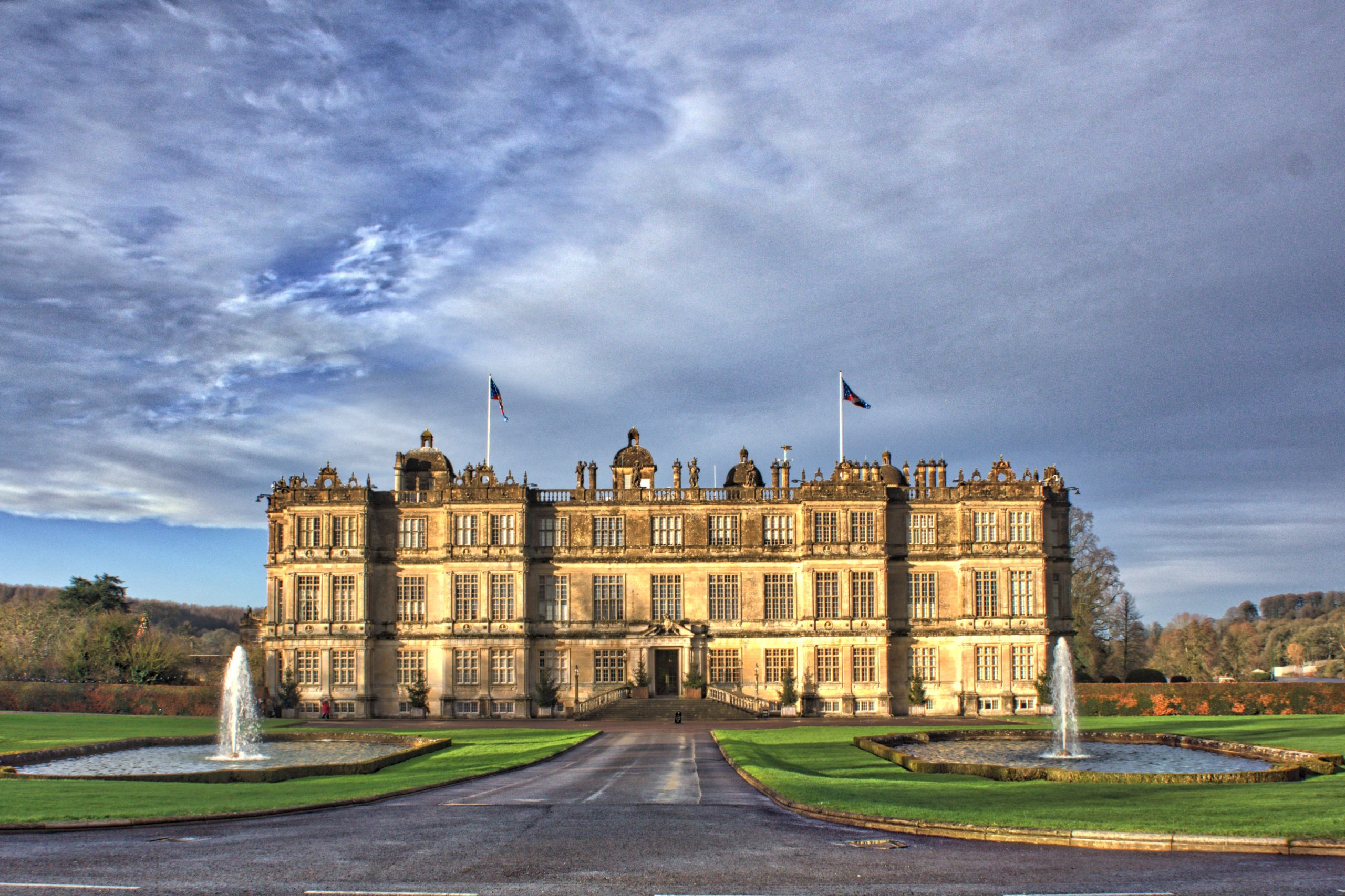 Sunday photo a stunning golden photo of longleat house in for Wallpaper home england