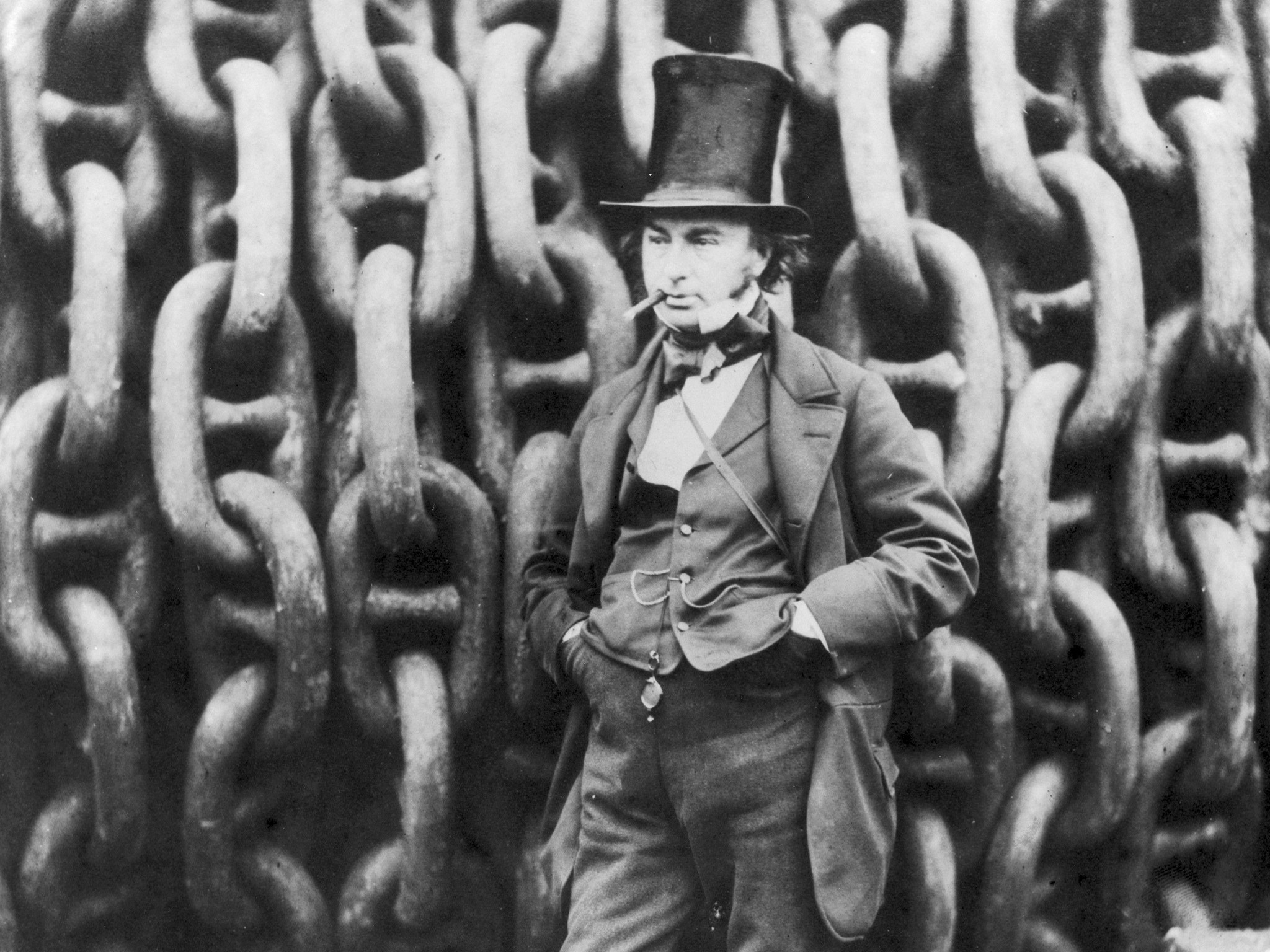 Great britons isambard kingdom brunel everything you for I need an engineer