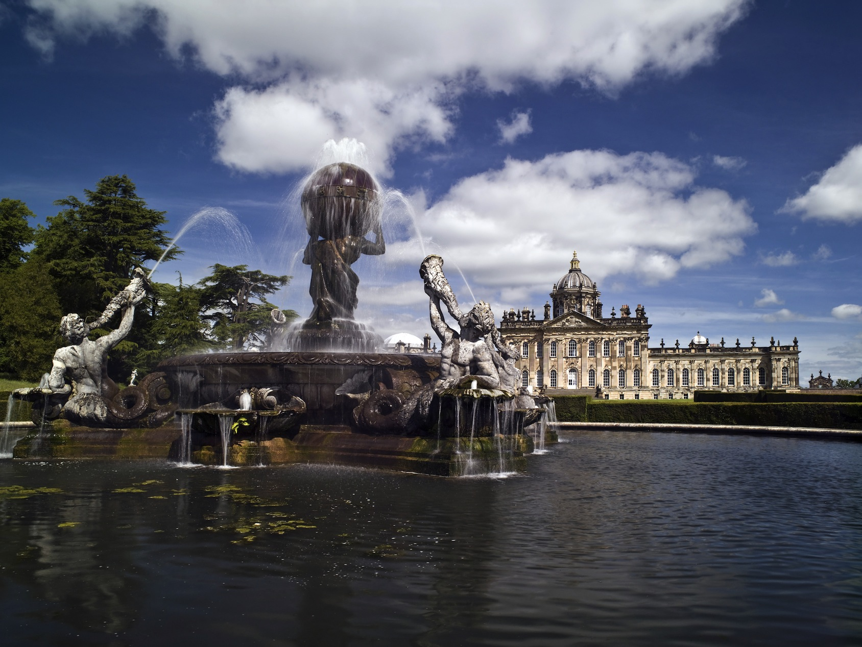 Great British Houses Castle Howard Everything You Need