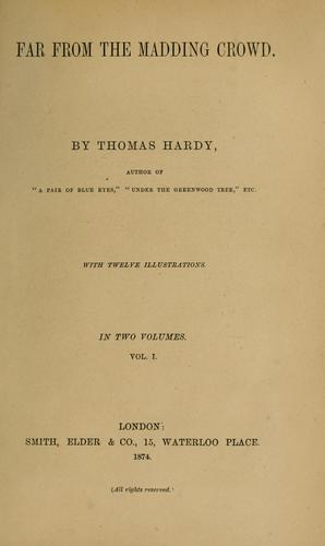 the significance of the opening chapter in the return of the native a novel by thomas hardy A summary of book i, chapters 1-5 in thomas hardy's the return of the native  learn exactly what happened in this chapter, scene, or section of the return of.