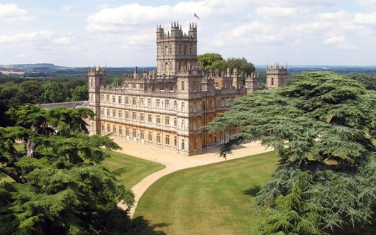 The Real Downton 10 Interesting Facts And Figures About Highclere