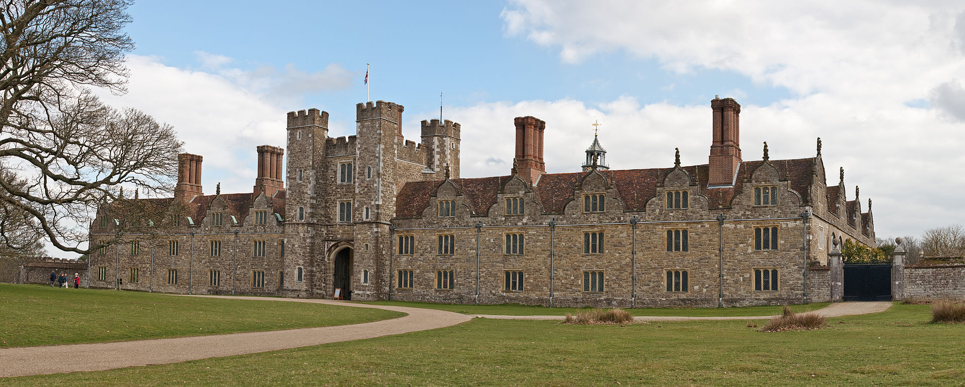 Great British Houses Knole House The Iconic Home of the Sackville – Knole House Floor Plan
