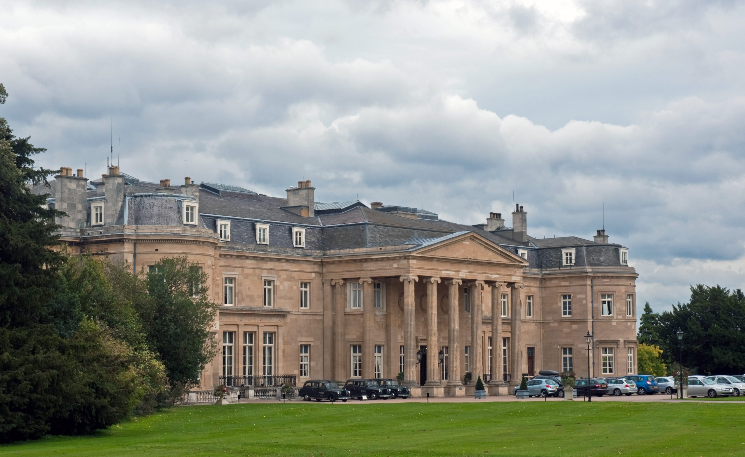 Great British Houses Luton Hoo The Great House Turned Hotel