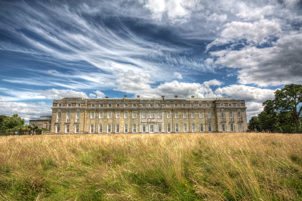 Great British Houses Petworth House A Stunning House In