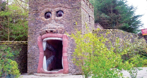 The Fiver Five Of The Strangest British Landmarks To