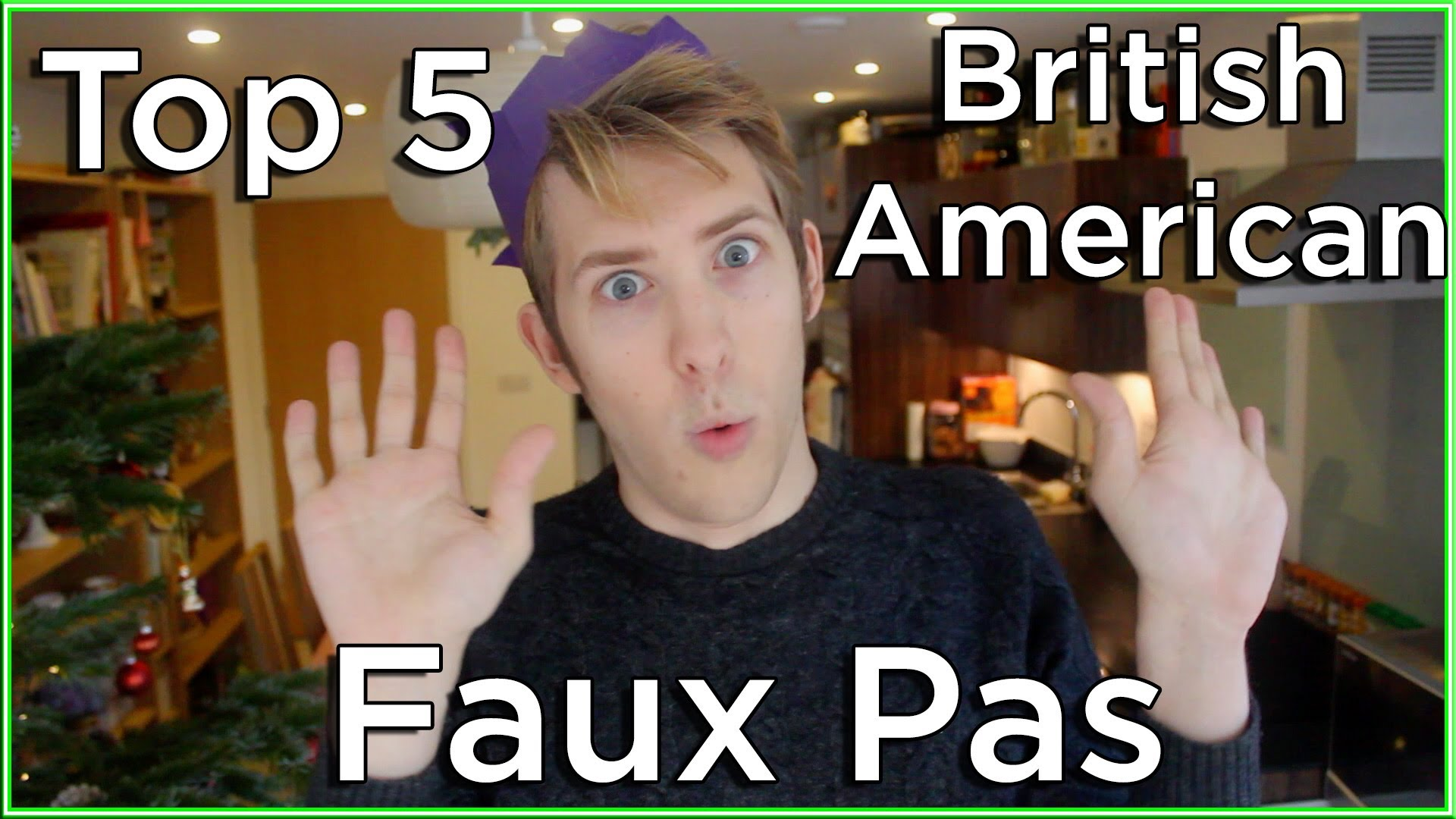 Video: Top 5 Cultural Mistakes Americans Make in England ...