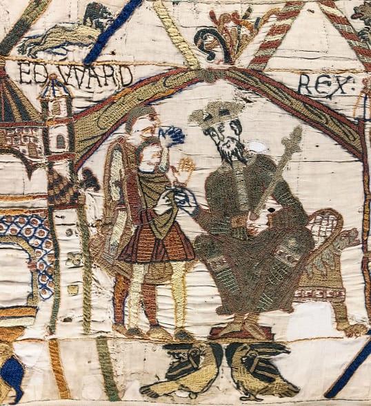 1280px-Bayeux_Tapestry_scene1_EDWARD_REX