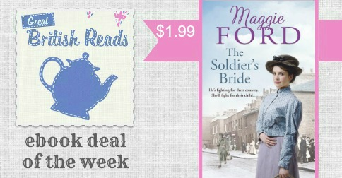 Brit book deal of the week the soldiers bride by maggie ford maggie ford fandeluxe Gallery
