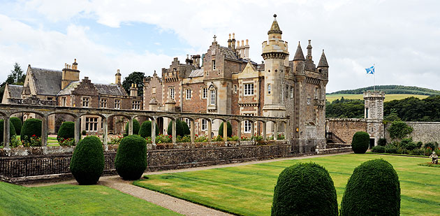 Great British Houses Abbotsford The Ancestral Home Of Sir