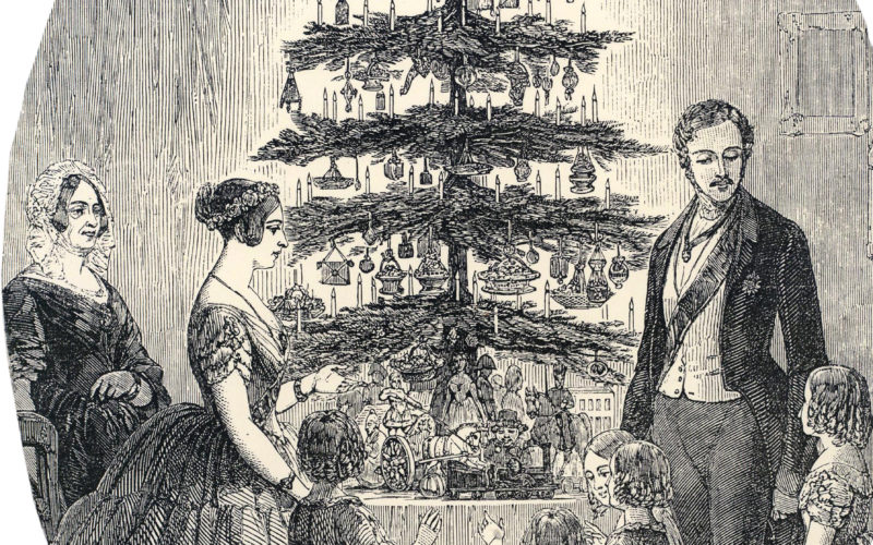 today when christmas decorations begin to appear in shops as early as summer it seems strange to think that there was a time when the holiday was barely - When Was Christmas Invented
