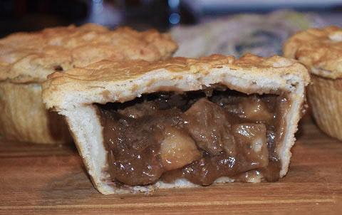 Anglophile Reviews: The British Pie Society - Delicious ...