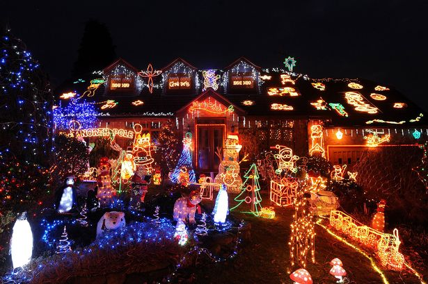 A Brit Back Home: Brits Going BIG This Christmas