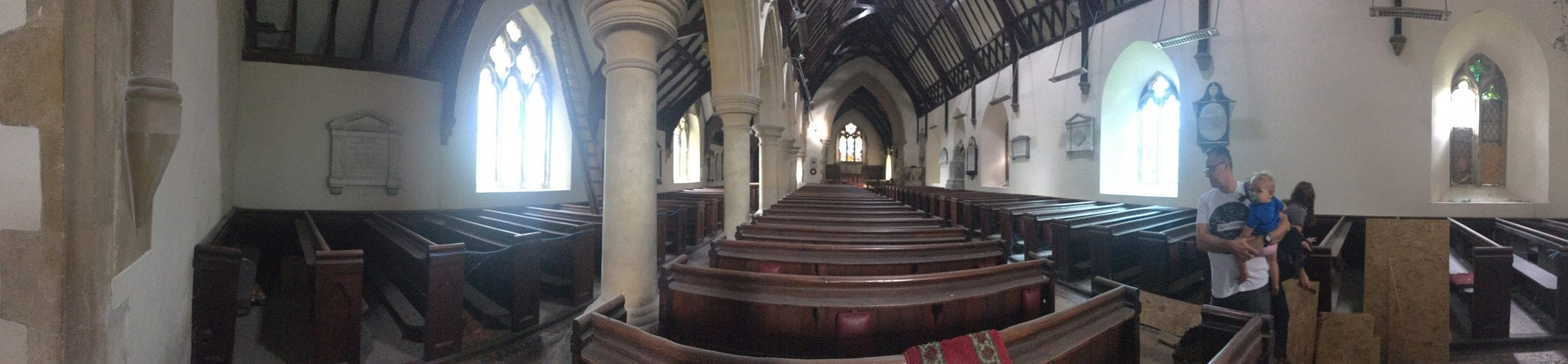 Haverfordwest church