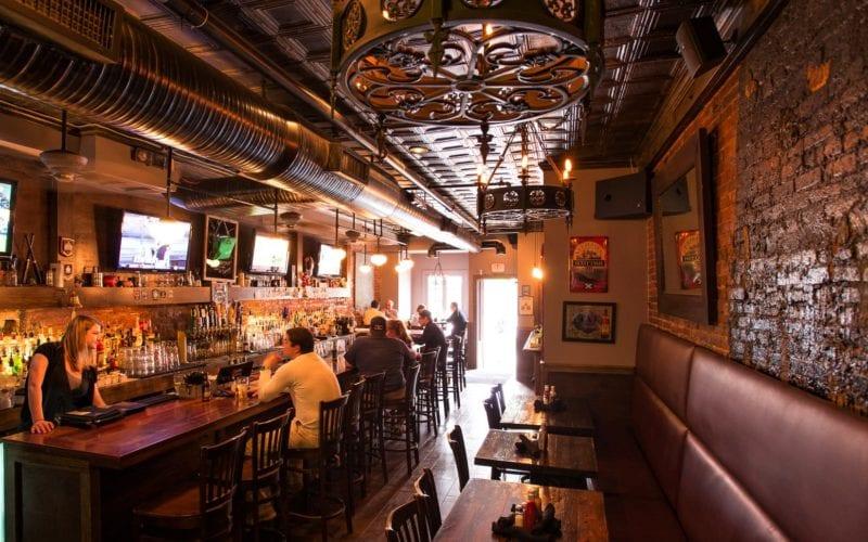 Queen Vic Pub Washington DC